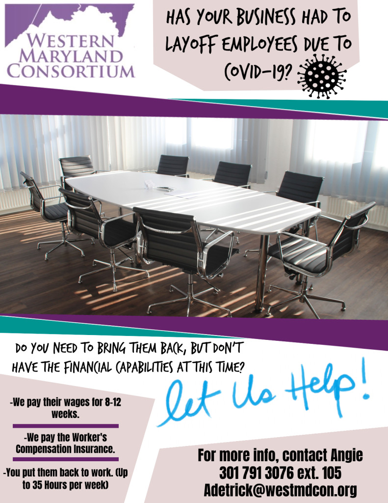 Covid-19 Layoffs - Let us Help!
